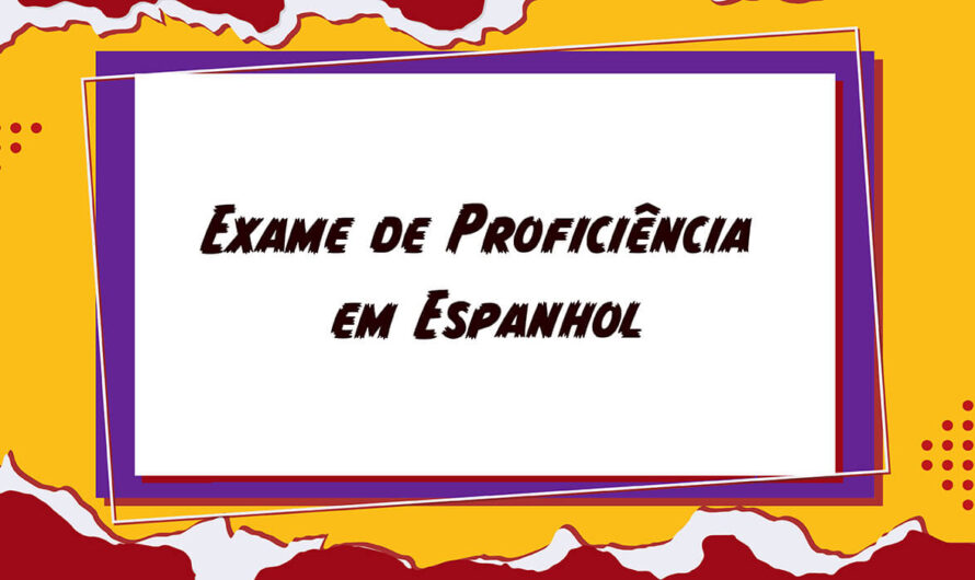 DELE: preparando para o exame de proficiência em Espanhol