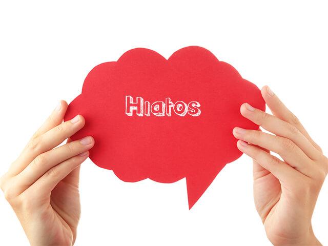 Hiatos - Acentuação no Espanhol