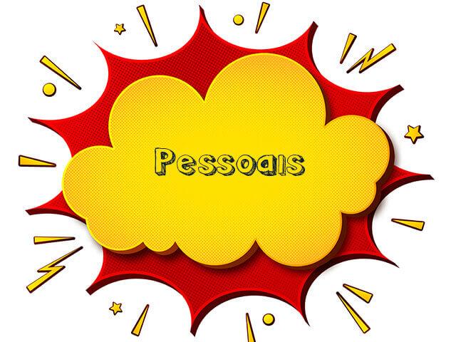Pronomes do espanhol - pessoais