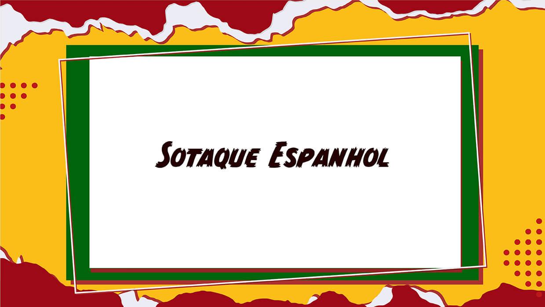 Sotaque em Espanhol
