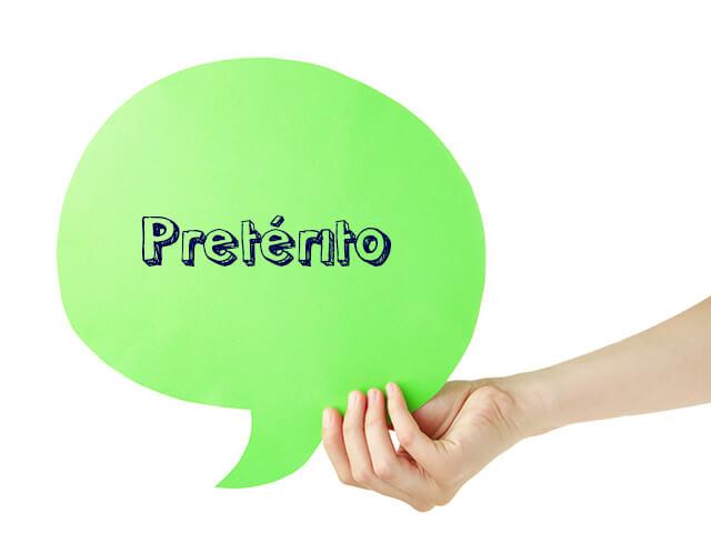 Pretérito - Subjuntivo e Imperativo no Espanhol