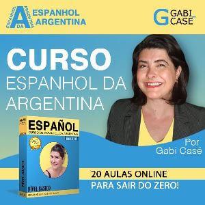 Curso Espanhol da Argentina